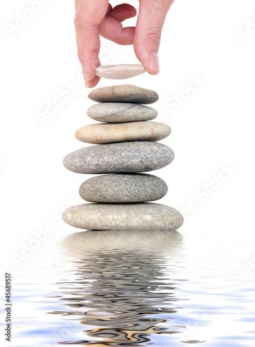 Photo  the last stone