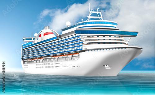 luksusowy-statek-wycieczkowy