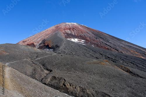 Staande foto Vulkaan Avacha Volcano