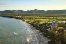 Khao Takiab Hua Hin Beach,Thailand