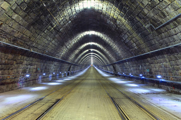 Metro tunel