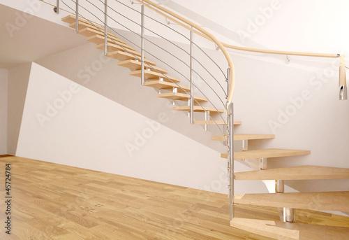 Vászonkép лестница