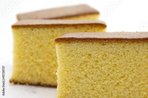 Fotografía  sponge cake