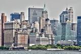 Manhattan et Battery Park - New York - 45762511