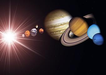 Planete Sunčevog sustava