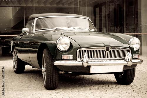 Keuken foto achterwand Vintage cars Car vintage