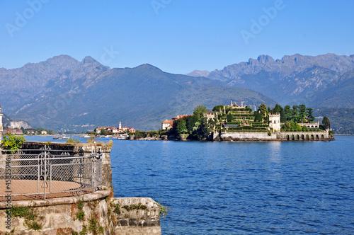 Fotografie, Obraz  Isola Bella, Stresa - Lago Maggiore
