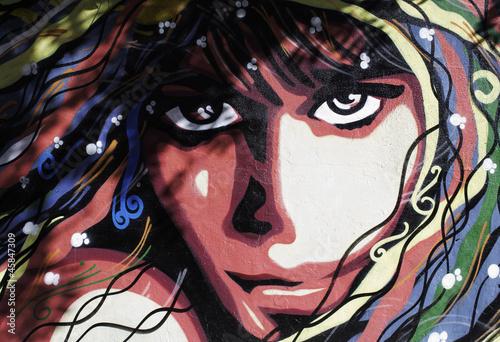 twarz-graffiti