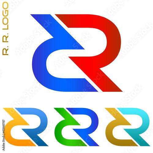 Photo  R. R. Company Logo