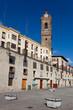 Aikotz square, VItoria, Alava, Basque Country, Spain