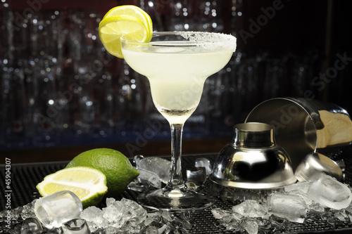 Fotografia  cocktail MARGARITA