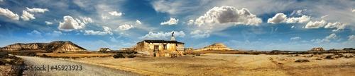 Fotografia Little House on the Prairie panoramic image