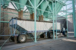 Rice processing plant