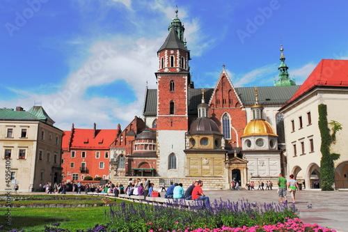 Photo  Kathedrale der heiligen Wenzel und Stanislaus