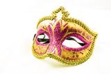 Wenecka maska karnawałowa/Venetian carnival mask