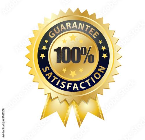 Fotografía  100 guarantee