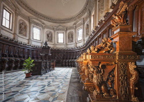 Fotografija  Venice:  Saint George church choir