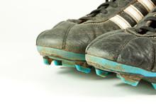 Muddy Football Boots