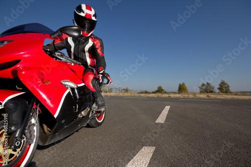 Photo  Biker