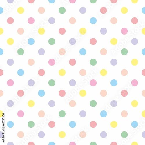 bezszwowego-wektoru-wzoru-tla-pastelowe-kolorowe-polek-kropki