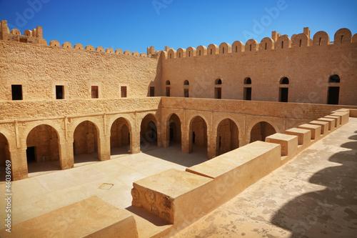 Staande foto Tunesië Fortress in Sousse, Tunisia