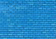 Blaue Backsteine