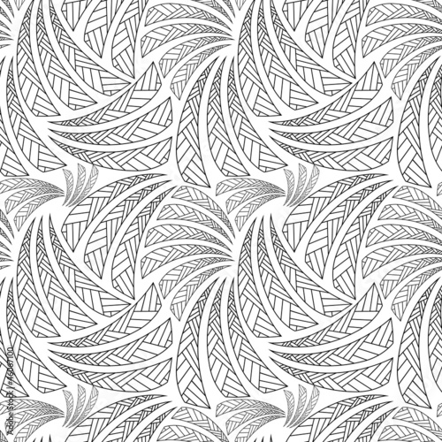Fotografija  Ethnic seamless pattern, background