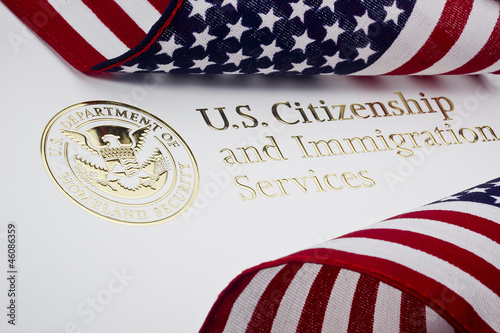 Photo  U.S. Department of Homeland Security Logo