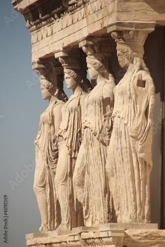 Staande foto Athene Atenas