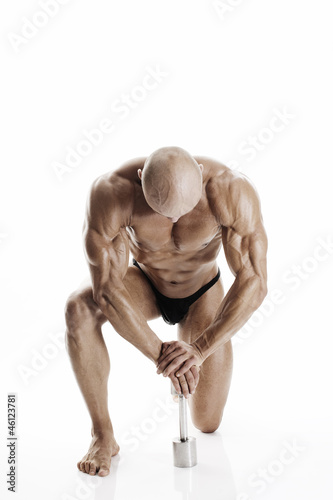 Fototapeta premium bodybuilding