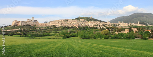 Photo Panorama of Assisi