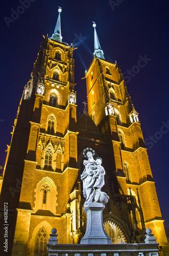 wroclaw-ostrow-tumski-katedra