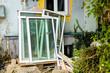 canvas print picture - Neue Fenster