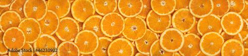 Pomarańcze-panorama