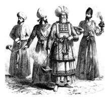 Hebrew/Jew Priests - Prêtres ...