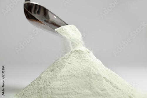 Fotografie, Obraz  Milk powder