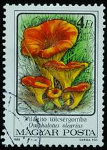 Francobollo Ungheria