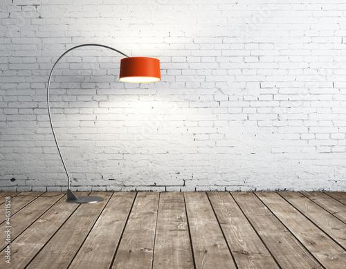Fotografie, Obraz  lamp in room