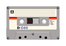 Cassette Audio Isolé