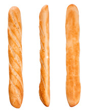 Baguette From Three Sides