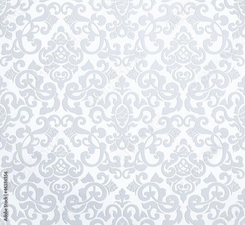 Fototapety, obrazy: Vintage seamless pattern