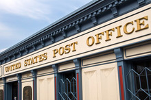 Enseigne United States Post Of...