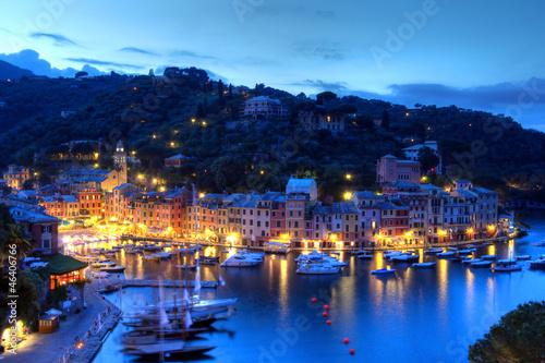Photo sur Aluminium Ligurie Portofino, Italy