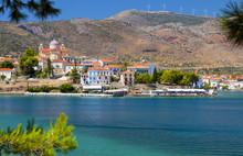 Scenic Fishing Village Of Gala...