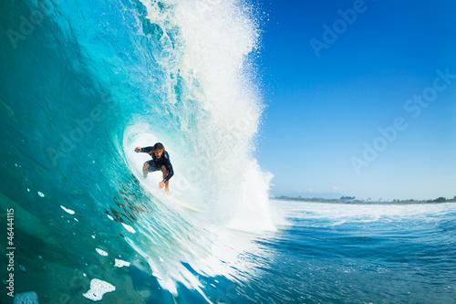 Surfing Wallpaper Mural