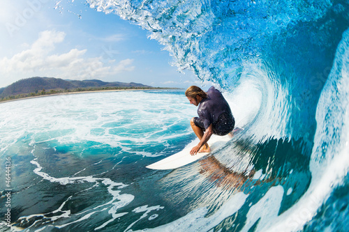 Surfing Canvas Print