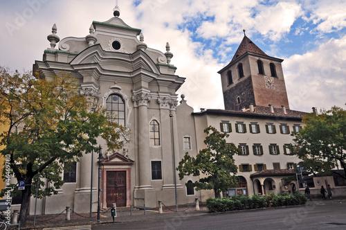 Fotografie, Obraz  Il Convento di Muri Gries, Bolzano - Alto Adige