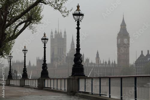 Foto op Canvas Londen Big Ben & Houses of Parliament