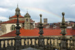 Tejados de Santiago de Compostela