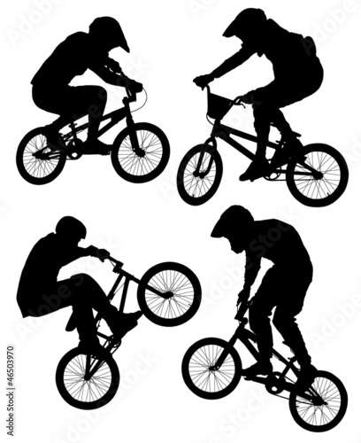 Photo Cycling BMX